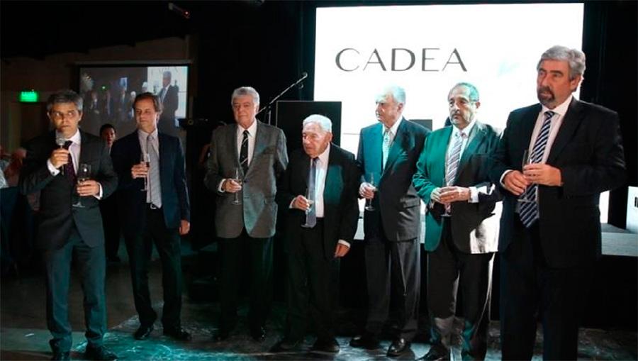 """La Cámara Argentina del Aerosol celebra sus """"Bodas de Diamante"""""""