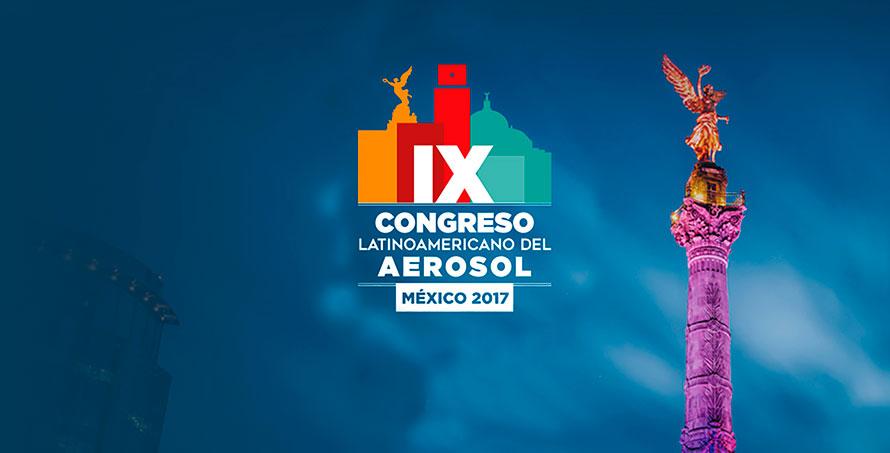 IMAAC / IX Congreso Latinoamericano del Aerosol 2017